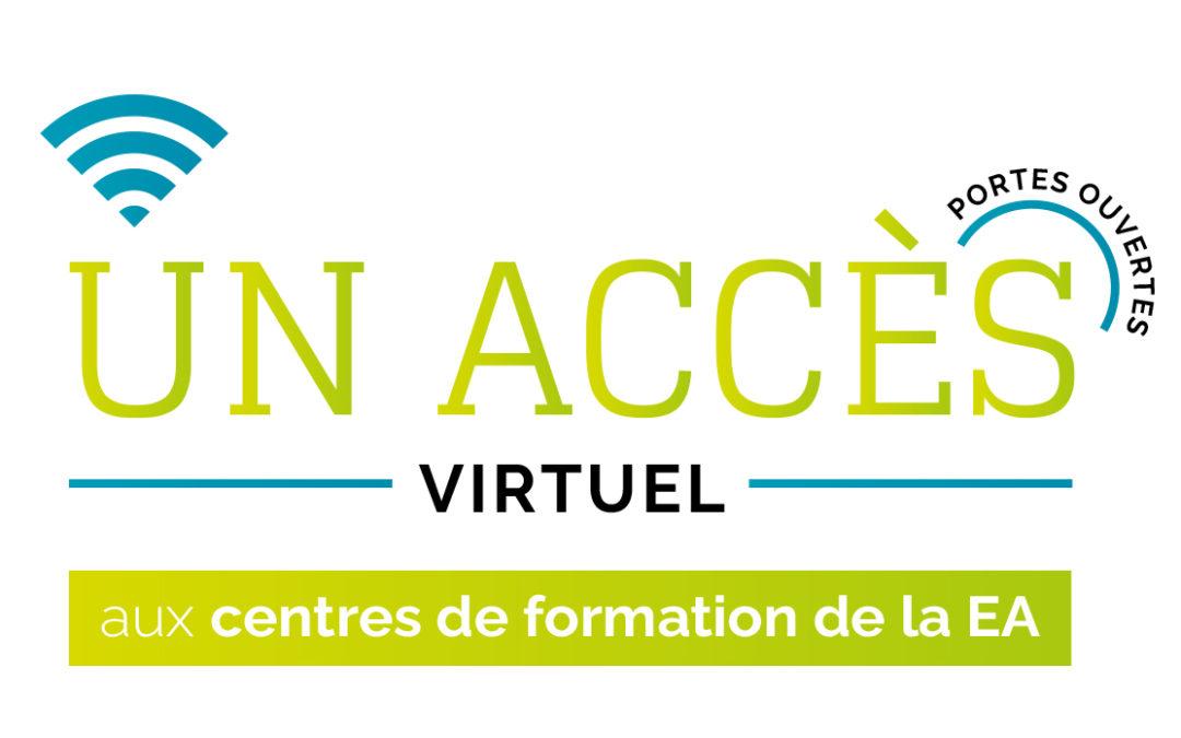 Un accès virtuel dans les centres de formations!