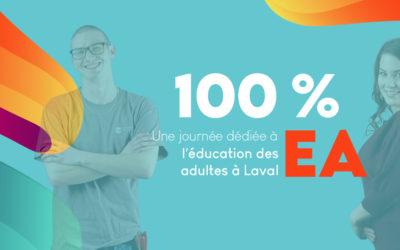 Journée 100% EA